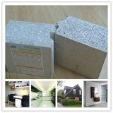 Panel de hormigón ligero Sandwich Panel de Materiales de Construcción de construcción prefabricados de poliestireno