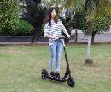 8inch 11.5kg 350W schwarzer leichter faltender Mobilitäts-Roller