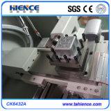 低価格および高品質の小さい金属の切口CNCの回転旋盤Ck6432A