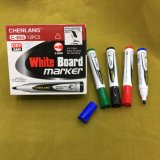 C-885 Whiteboard Markeerstift 12PCS/Box, de Droge Markeerstift van de Gom