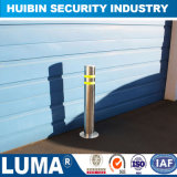 Système de protection de la sécurité routière à la hausse automatique Bollard avec LED