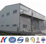 De pre-gebouwde Bouw van de Workshop van het Metaal (kxd-SSW015)
