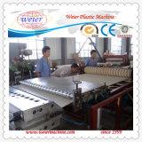 Línea de Producción del techo de la Onda de PVC