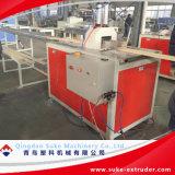 Profil de ligne de chant en marbre de PVC Extrusion de décisions de la machine de l'extrudeuse