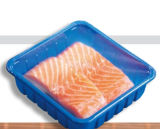 Neues Style Customized Fresh Packaging mit Absorbent Pad Plastic Fish Tray