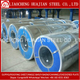 Alta bobina de acero galvanizada gruesa del galvanizado para construir Matel