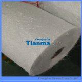 Couvre-tapis coupé de brin collé par point de fibre de verre, Combimat