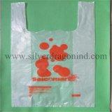 Qualitäts-Shirt-Beutel für das Markt-Einkaufen
