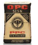 馬の供給のパッキングのためのクラフト紙のブラウン袋、供給のための20kgクラフト袋