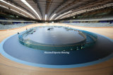Der Hersteller preiswerten Innen-Kurbelgehäuse-Belüftung Sports Bodenbelag für heißen Verkauf der Federballplatz-2017