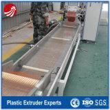 Los residuos plásticos Extrusión línea de pellet