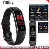 Le distributeur Fashion Smart Watch /montre-bracelet Bracelet /téléphone avec moniteur de sommeil étanche Bluetooth, podomètre
