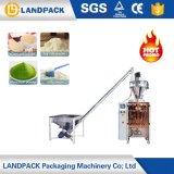Máquina de rellenar del polvo del embalaje detergente automático de la bolsa