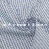 Plaid Yarn-Dyed Polyester Oxford tissu tissu rayé