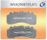 As almofadas de freio para Skania, Daf, Iveco, equipam (Wva29179) 29087 29202