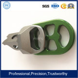 Высококачественный алюминиевый 6061-T6 фрезерного ЧПУ механизма со стороны