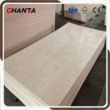Contraplacado de madeira para móveis e decoração