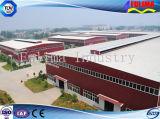 Edificio de acero prefabricado (FLM-029)