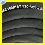 Calidad Premium Cable trenzado manguera hidráulica DIN EN 853 1SN