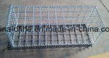 Гальванизированная сталью коробка стены Gabion