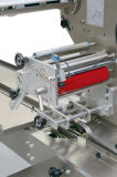水平の回転式レンズ豆の食糧パッキング機械中国製