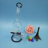Miniglaswasser-Rohr mit Inline-Perc Pfeife