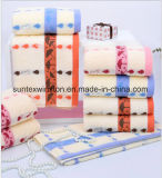 100% Cotton Yarn Dyed Terry hand Towel