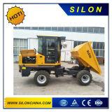Chargeur neuf de boeuf de dérapage de Silon 3000kg avec de emboutage hydraulique