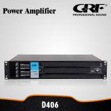 amplificateur de puissance 4x600W 4CH (D. 406 d'alimentation)
