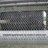 Болт с шестигранной головкой Galvnaized Hot-Dipped проволочной сеткой