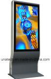 Écran LCD élevé d'intérieur d'écran tactile de définition des medias 42/49inches d'Ad/Ads/Advertizing