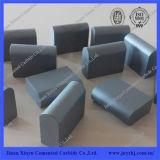 Snowplow Blade에 OEM Cemented Carbide Insert