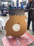 tubulação do HDPE de 800mm que articula a máquina de soldadura