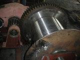 철강선 밧줄 홈이 있는 드럼, 호이스트 드럼