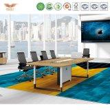 Таблица комнаты правления конференц-зала деревянная для офиса (H90-0302)