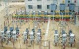 De geassembleerde Condensator In drie stadia van de Condensator van de Shunt Openlucht