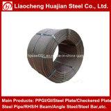 Q195 стальной стержень катушки стали с наружным диаметром от 6,5 мм