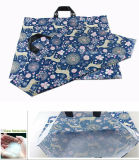 柔らかいループハンドルのプラスチックTシャツのショッピング・バッグ