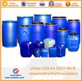 ビニールの機能シランCAS 5507-44-8無しVinylmethyldiethoxysilane