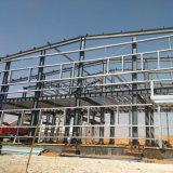 빨리 건축 디자인 강철 구조물 창고를 조립하십시오
