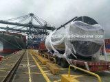 ASME Gas-/Diesel-/schweres Öl-verpackter Dampfkessel mit Siemens-Basissteuerpult und Europäer-Brenner