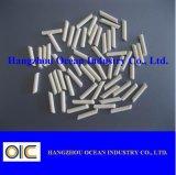Moyens de polissage à haute teneur en alumine