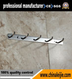 Badezimmer-Metallfaltbare Tuch-Polierzahnstange