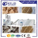 Grande machine de pépite du soja de fibre de certificat de la CE de capacité