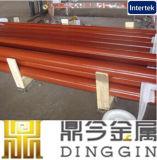En877 de tubería de hierro fundido y Fittting