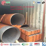 Tubo duplex dell'acciaio inossidabile S31803 con Ce