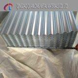 Strato ondulato tuffato caldo del tetto del metallo dello zinco