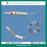 Wegwerfbluttransfusion-Set. für Ce/ISO