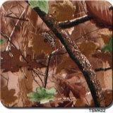 Comercio al por mayor Tsautop 0,5 m/1m de ancho de camuflaje y película hidrográfica de árbol de la impresión de transferencia de agua hidro película de cine de inmersión Tsmd052