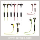 Trasduttore auricolare Handsfree stereo senza fili del telefono mobile di musica di Bluetooth V4.0